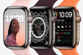 Apple Watch Series 7 отличается эксклюзивными циферблатами, включая Modular Max, World Time, Continuum и многое другое