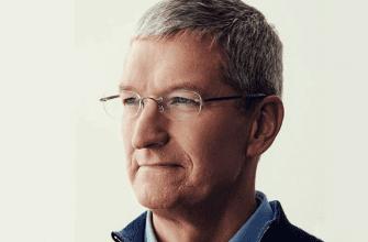 Генеральный директор Apple Тим Кук вошел в список 100 самых влиятельных людей 2021 года по версии TIME