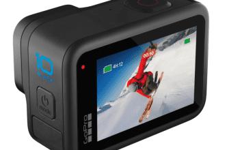 GoPro Hero10 Black оснащен новым процессором для более четкого и плавного видео