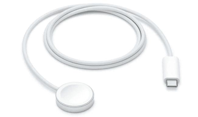 Apple Watch SE теперь поставляется с зарядным кабелем USB-C