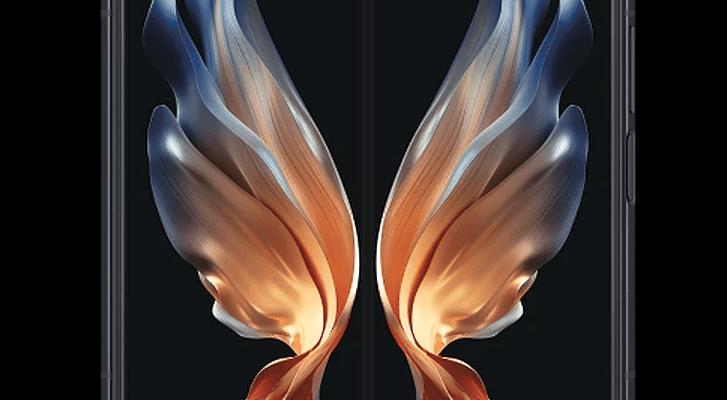 В сети появилась утечка рендера Samsung W22 5G, демонстрирующего дизайн, похожий на Galaxy Z Fold 3