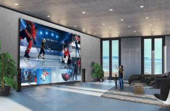 Новый 325-дюймовый 8K-ТЕЛЕВИЗОР телевизор LG покрывает всю стену и стоит 1,7 млн долларов
