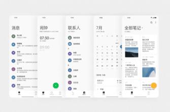 Oppo представляет новую ColorOS 12 после слияния OnePlus
