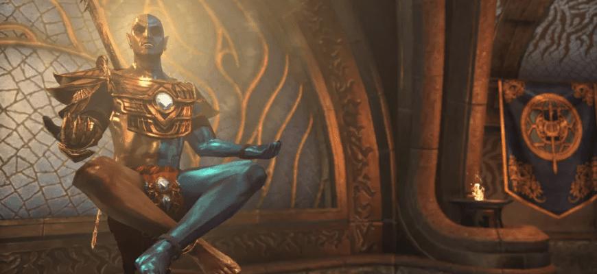The Elder Scrolls Online станет первой игрой с новой технологией DLAA от Nvidia
