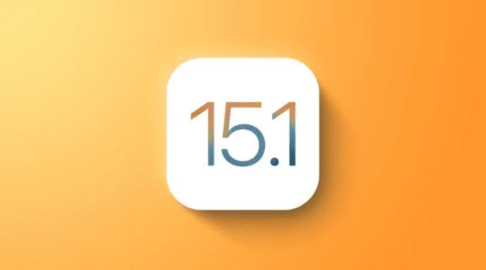 Первые бета-версии iOS 15.1 и iPadOS 15.1 теперь доступны для публичных тестировщиков