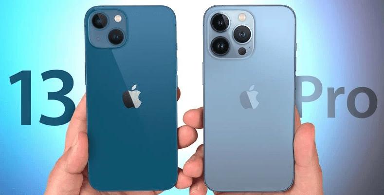 Полный обзор и сравнение Apple iPhone 13 и iPhone 13 Pro