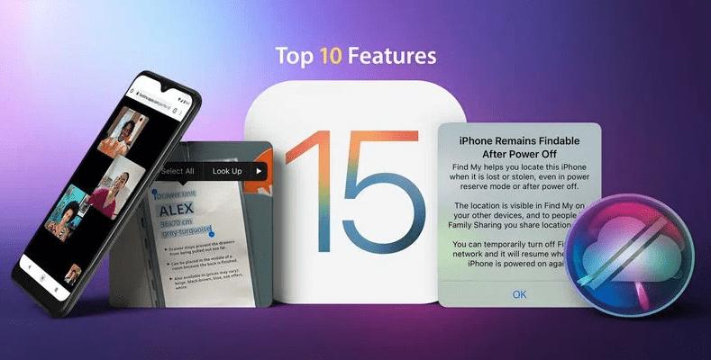 Особенности iOS 15: 10 лучших функций