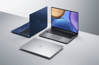 Выпущен Honor MagicBook V 14 с процессором Core i7, 16 ГБ оперативной памяти и на Windows 11