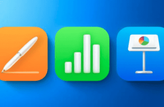 Apple обновляет Pages, Numbers и Keynote новыми функциями для iOS 15 и macOS Monterey
