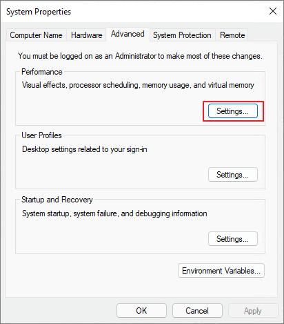 Как исправить высокую загрузку диска в Windows 11?