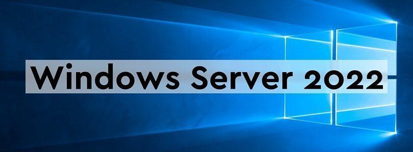 Windows Server 2022 теперь доступен с новыми функциями безопасности