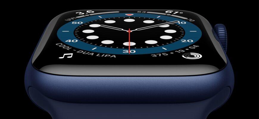 Apple планирует следить за сном, давлением, температурой и уровнем глюкозы в будущих Apple Watch