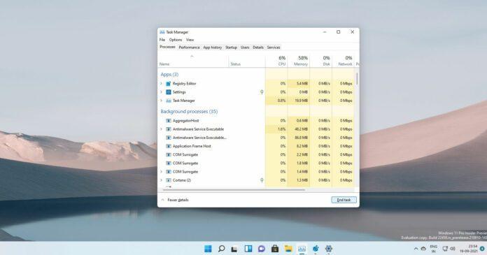 Windows 11 уменьшает занимаемое место на диске для повышения производительности