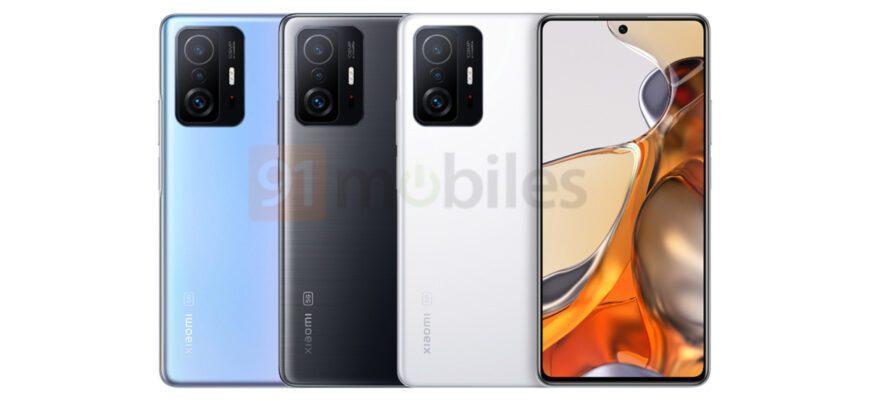 Серия Xiaomi 11T обещала 3 полных обновления ОС и 4 года исправлений безопасности