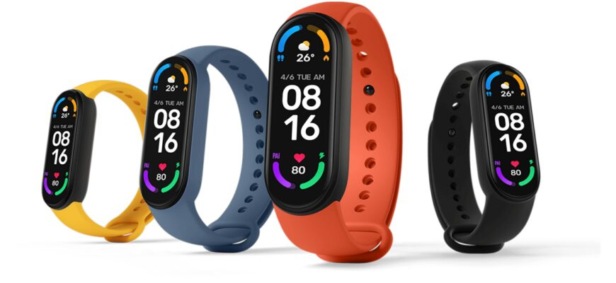 Xiaomi обогнала Apple в умных часах перед запуском Apple Watch Series 7