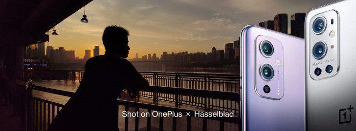 OnePlus 9 и 9 Pro получают новый режим съемки Hasselblad XPan в Oxygen OS 11.2.9.9