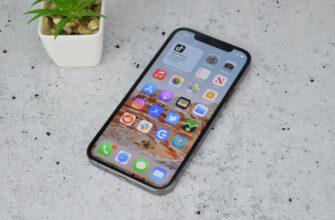 Утечка результатов тестов показывает невероятную производительность Apple iPhone 13
