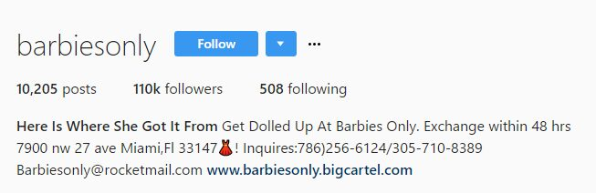 Как написать безупречную биографию в Instagram для бизнес-аккаунта