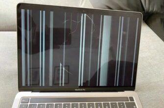 Владельцы MacBook M1 судятся с Apple за треснувшие экраны