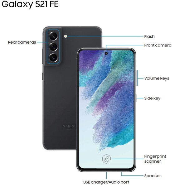 Поставки Samsung Galaxy S21 FE начнутся 28 октября