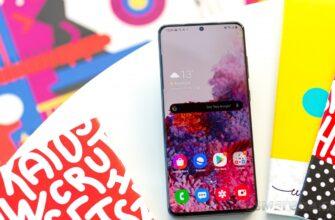 Серия Samsung Galaxy S20 получит исправление безопасности для Android от сентября 2021 года
