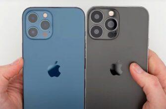 Опрос: 10% клиентов планируют перейти на iPhone 13