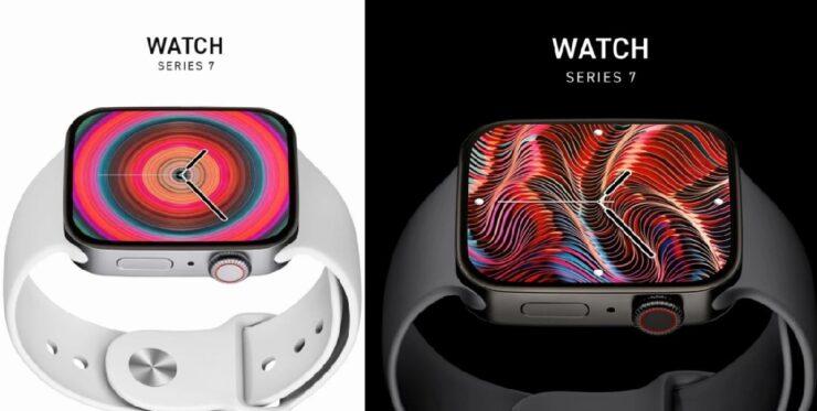 Apple Watch Series 7 будут доступны в ограниченном количестве