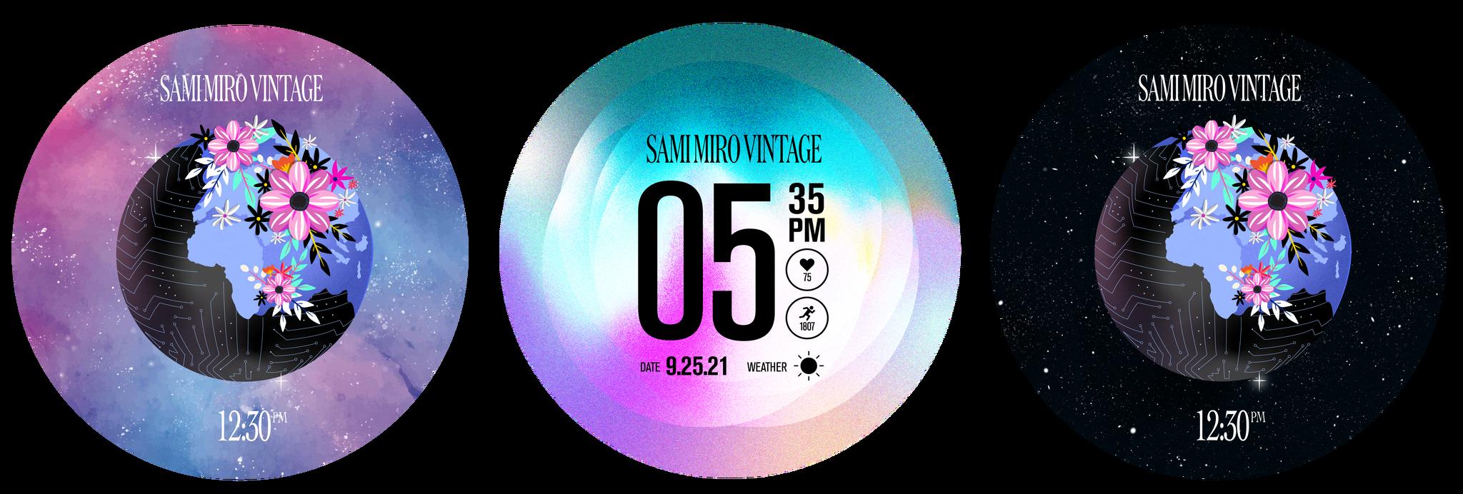 В новых ремешках Samsung Galaxy Watch 4 используются экологически чистые материалы, в том числе кожура яблока