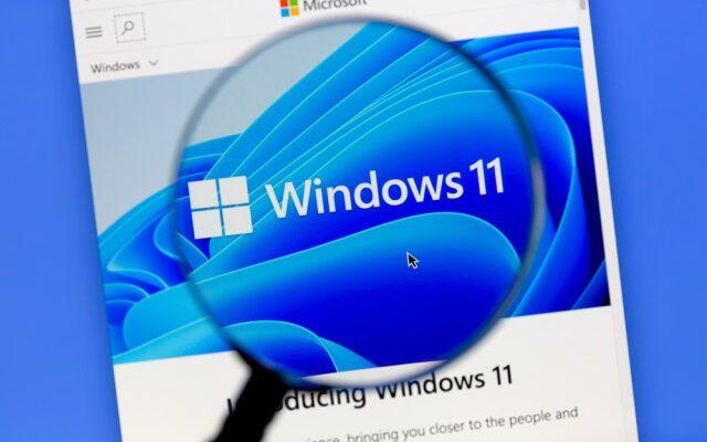 Как изменить расположение меню Пуск в Windows 11