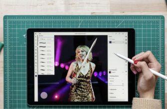 Adobe Photoshop для iPad получает поддержку изображений RAW
