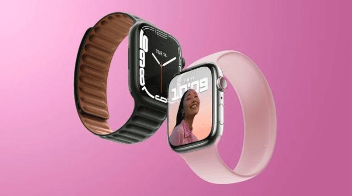 Apple Watch Series 7 поступят в продажу в середине октября