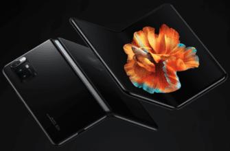Xiaomi запускает новый Mix Fold, чтобы конкурировать с Galaxy Z Fold3