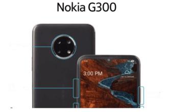 Официально представлен Nokia G300 с процессором Snapdragon 480 5G и аккумулятором емкостью 4470 мАч