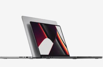 Apple представила чипы M1 Pro и M1 Max, а также новый MacBook Pro с выемками