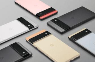 Google представляет новые флагманские смартфоны Pixel 6 и Pixel 6 Pro по цене 599 и 899 долларов