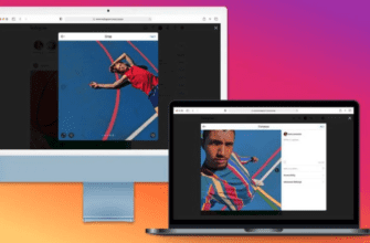 Instagram теперь позволяет пользователям публиковать сообщения с рабочего стола