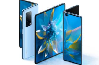 Huawei Mate X2 5G получит кожаную версию с предустановленной HarmonyOS