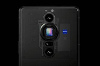 Смартфон Sony Xperia PRO-I с 1-дюймовым сенсором камеры выпущен за 1800 долларов