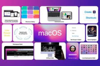 Apple выпускает macOS Monterey с AirPlay для Mac, Live Text, обновлениями Safari, приложением ярлыков и многим другим
