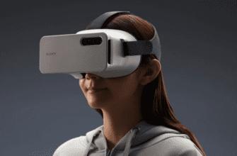 Sony выпускает гарнитуру Xperia View VR: разрешение 2K для обоих глаз в паре с Xperia 1 III