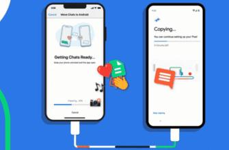 WhatsApp теперь позволяет пользователям передавать историю чатов с iPhone на Pixel и другие устройства Android