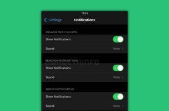 WhatsApp для iOS продолжает работу над новой функцией реакции на сообщения