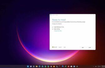 Чистая установка Windows 11: 6 способов