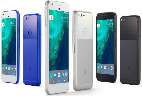 Pixel и Pixel XL от Google
