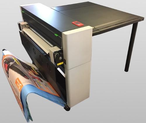 Автоматические резаки для бумаги GeraCut 210 и 220 XY