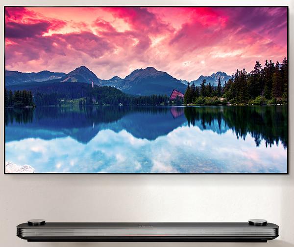 OLED-телевизор LG Signature W7