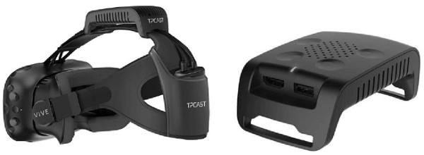 TPCast для HTC Vive