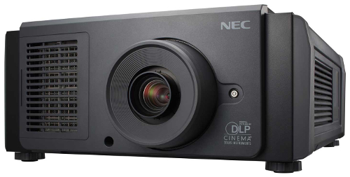 лазерный кинопроектор NEC NC1700L
