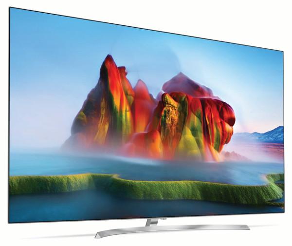 Super UHD-телевизор с технологией Nano Cell