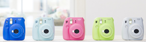 Камера моментальной печати Fujifilm Instax mini 9